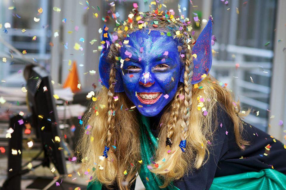 Basteltipp: Karnevalskostüme selber machen