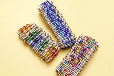 Basteltipp: Schmuckes Armband