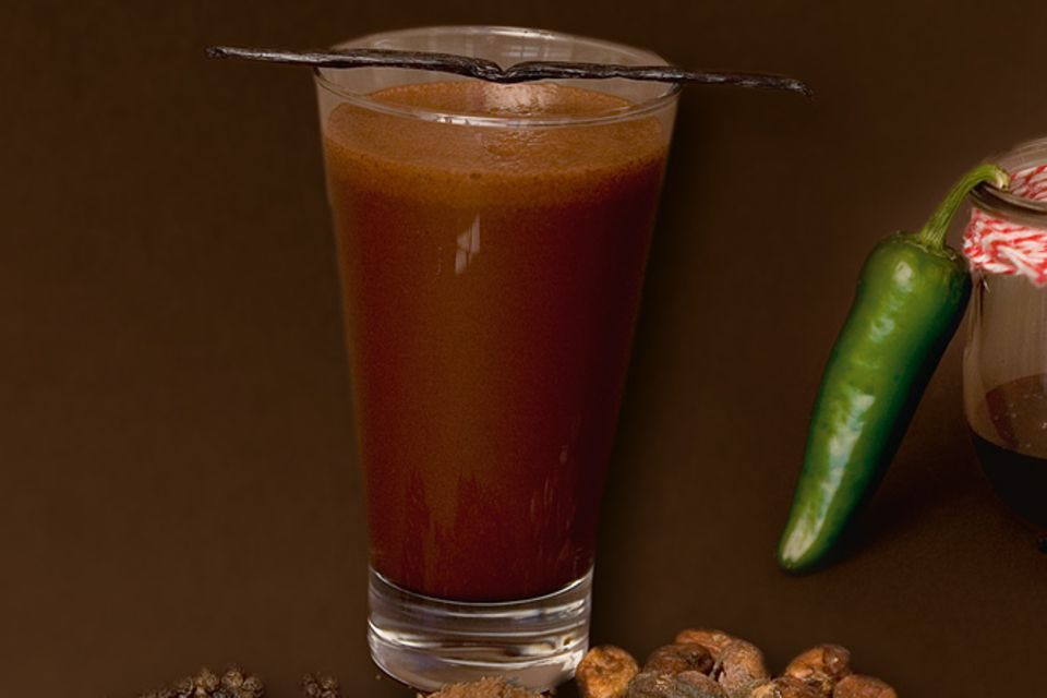 Rezept: Azteken Aufguss