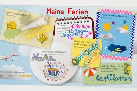 Meine Ferien: Postkartenaktion: Die Gewinner