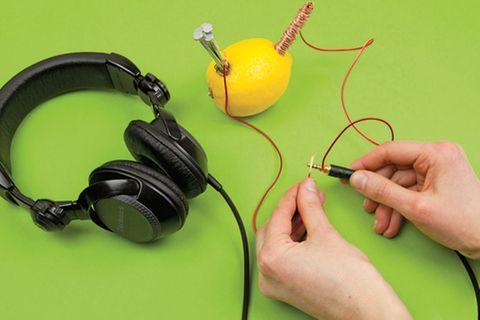 Experiment: So könnt ihr Strom erzeugen