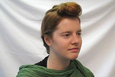 Anleitung: Frisur einer römischen Kaiserin
