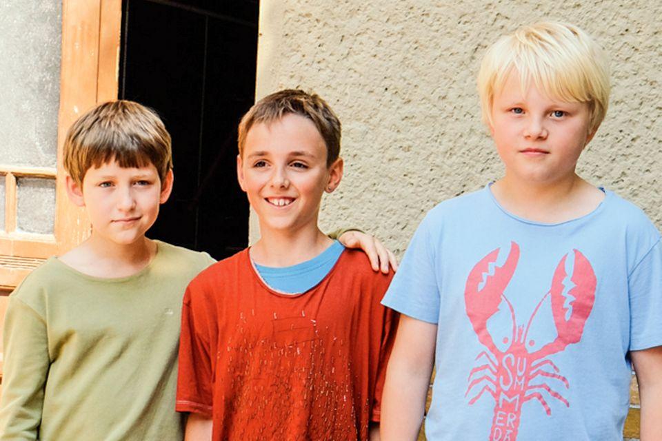 Rico, Oskar und… Luca!