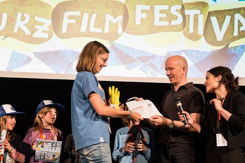 Kurzfilm: GIB MIR FÜNF! - Die Gewinner 2015