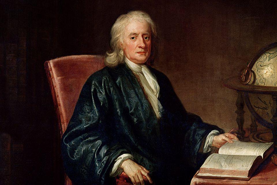 Weltveränderer: Isaac Newton