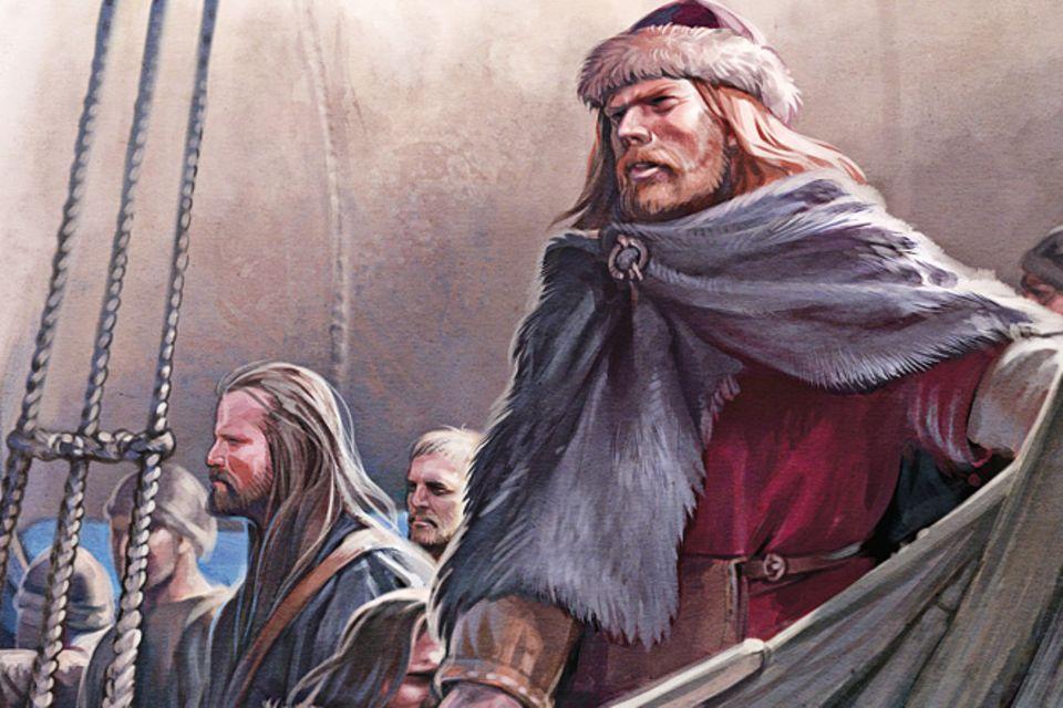 Wikinger: Leif Eriksson entdeckt die Neue Welt