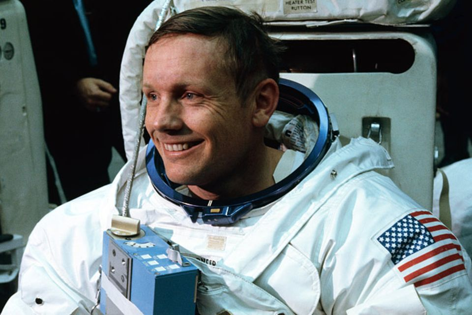 Weltveränderer: Neil Armstrong