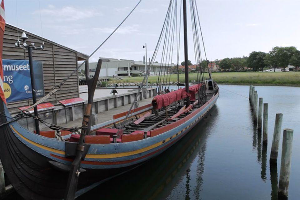 Wikinger: Video: Segeln mit dem Wikingerschiff
