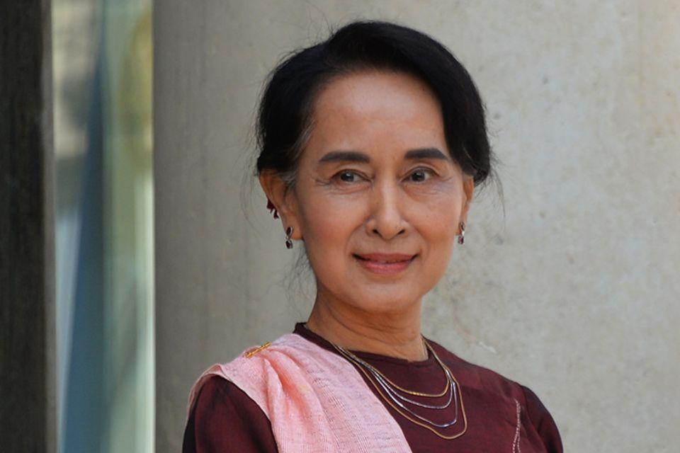 Weltveränderer: Aung San Suu Kyi