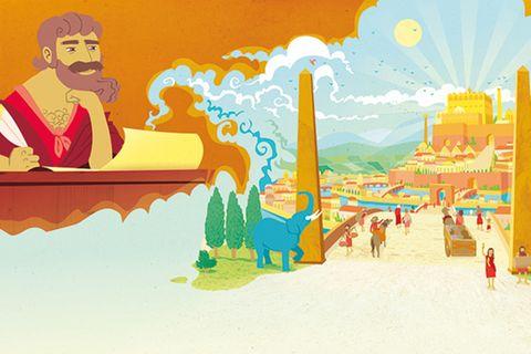 Atlantis: Das Rätsel um die versunkene Stadt