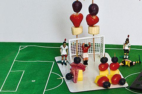 Fußball: Fußball-Rezepte