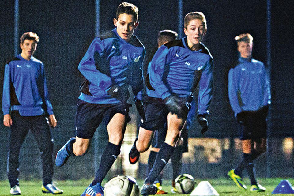 Fußball: Wie Fußballtalente Karriere machen
