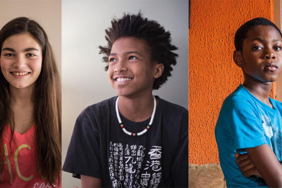 Stadtkinder: Stadtkinder aus aller Welt