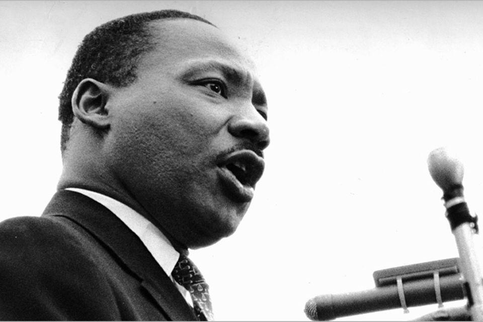 Weltveränderer: Martin Luther King