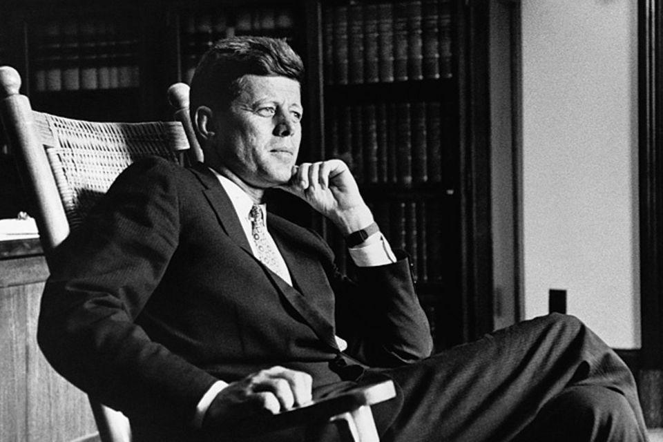 Weltveränderer: John F. Kennedy