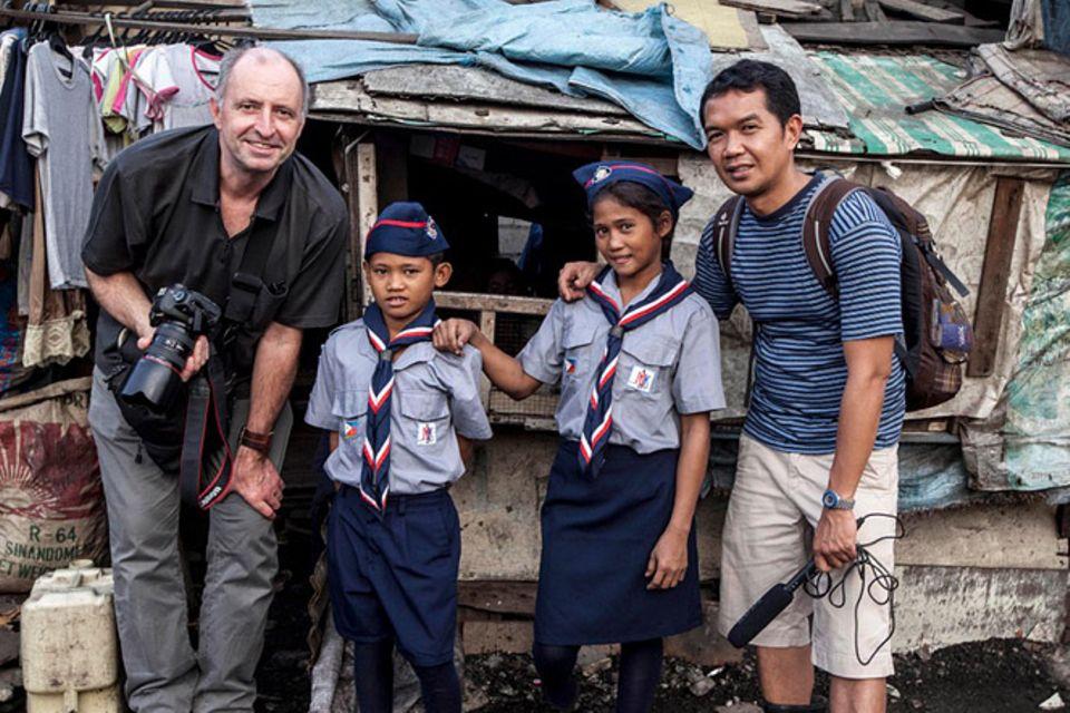 Pfadfinder: Unterwegs mit den Pfadfindern von Manila