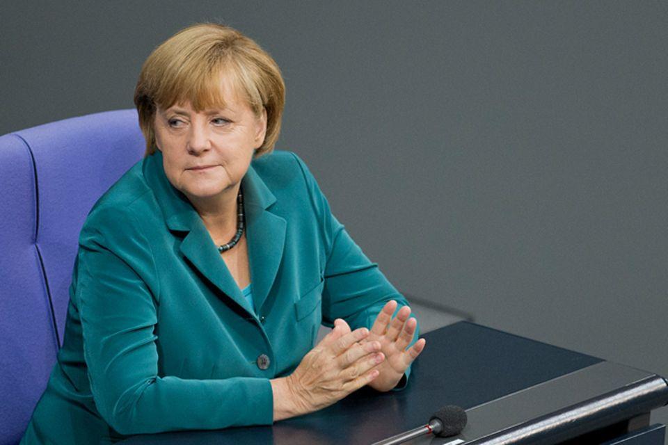 Weltveränderer: Angela Merkel