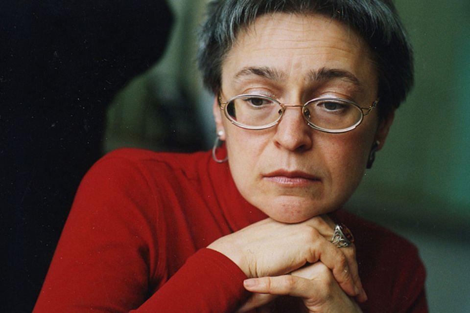 Weltveränderer: Anna Stepanowna Politkowskaja