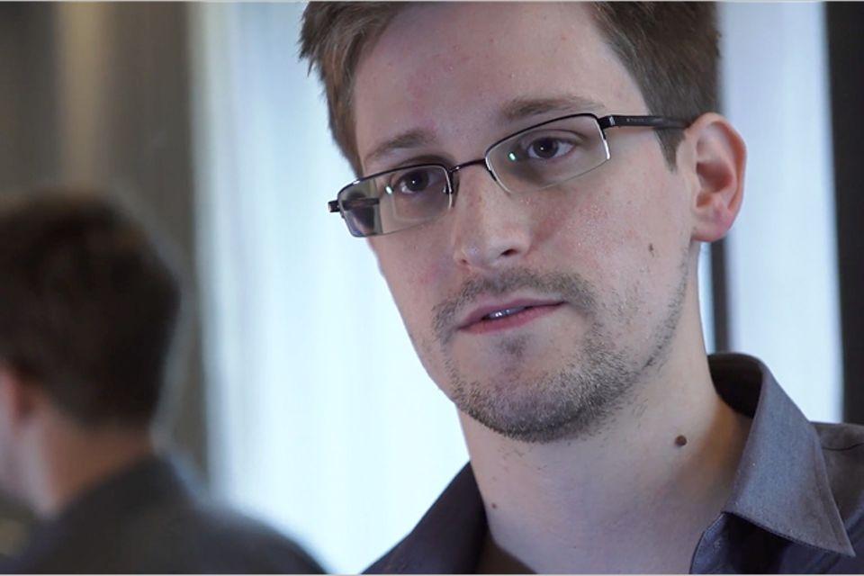 Weltveränderer: Edward Snowden