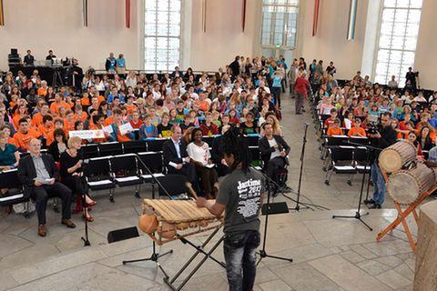 UNICEF: Wir präsentieren: die Juniorbotschafter 2013