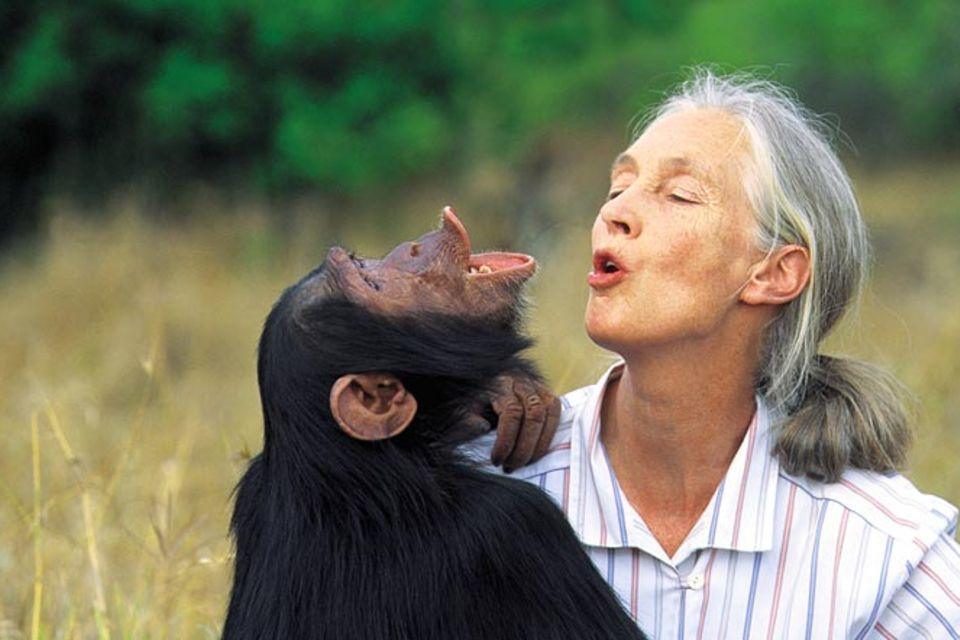 Weltveränderer: Jane Goodall