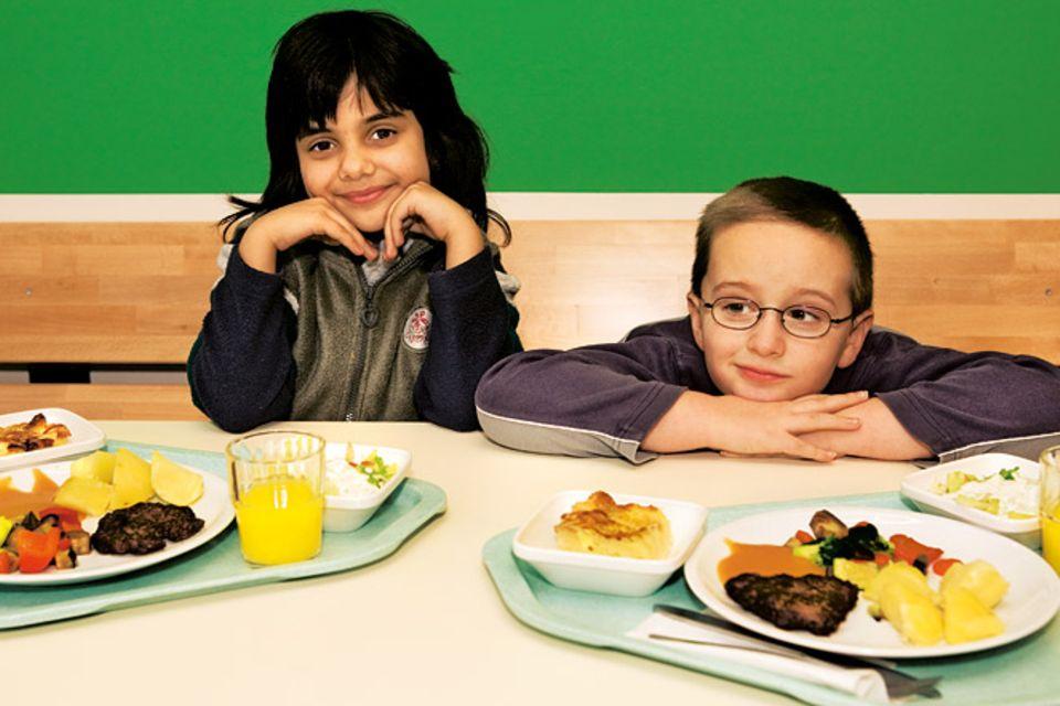 Ernährung: Masse mit Klasse: Hinter den Kulissen einer Schulkantine