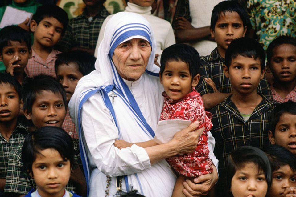 Weltveränderer: Mutter Teresa