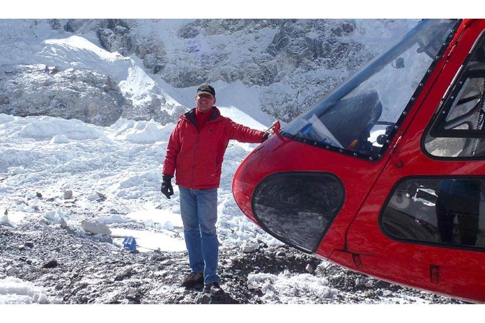 Auf der Höhe: Berufe rund um den Berg