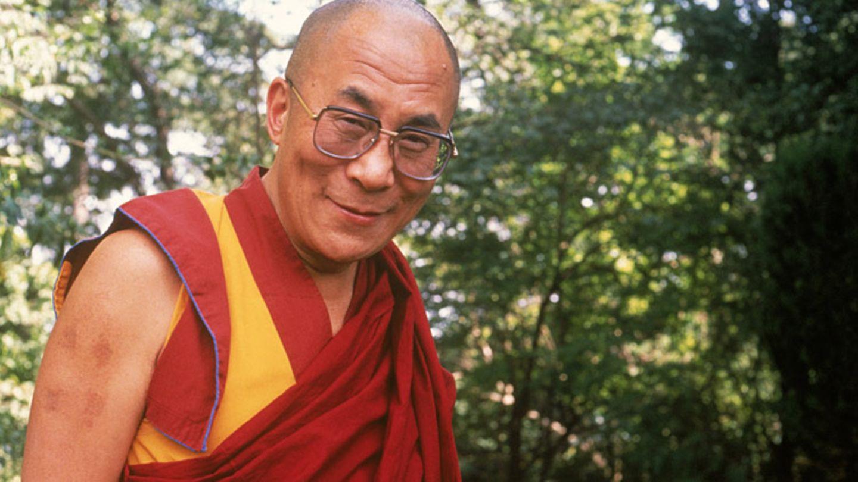 Der 14 Dalai Lama Oberhaupt Des Tibetischen 10