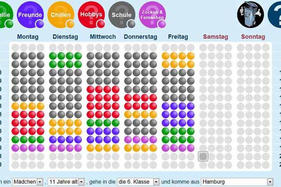 Weltkindertag 2012: Weltkindertag 2012: Kinder brauchen Zeit
