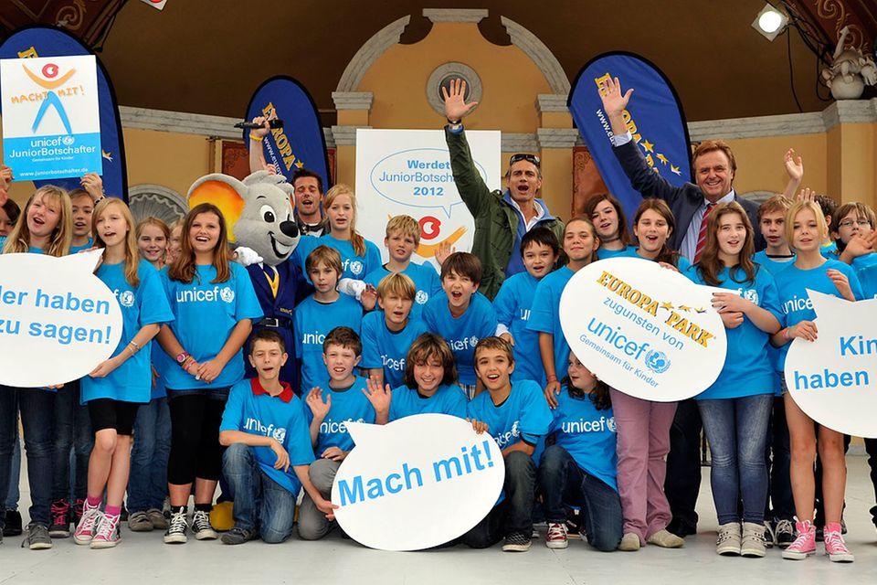Ehrenamt: Werde UNICEF-JuniorBotschafter