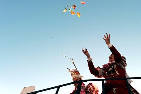 Karneval: Faire Kamelle - ein gutes Gefühl