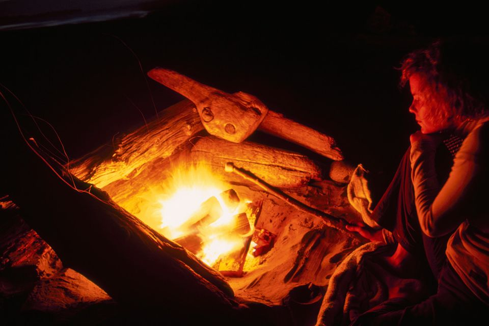 Geschichte: Die Entdeckung des Feuers