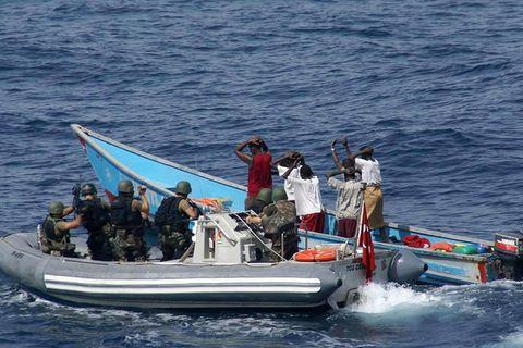 Kriminalität: Die modernen Seeräuber