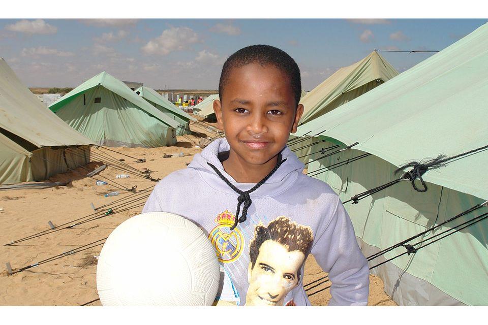 Libyen: Mohammeds Flucht aus Libyen