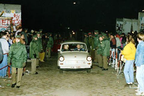 Die Nacht der Nächte: Mauerfall und Wiedervereinigung