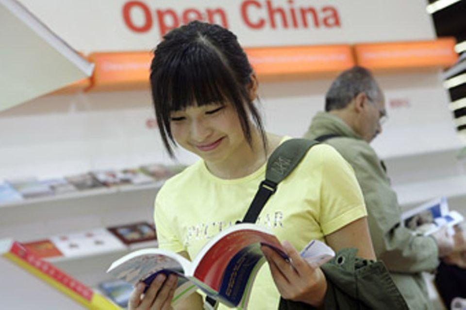 Frankfurter Buchmesse: In einem Tag um die Welt