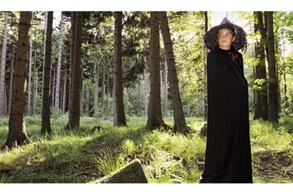 Junior-Ranger: Fantasy-Geschichten im Harz