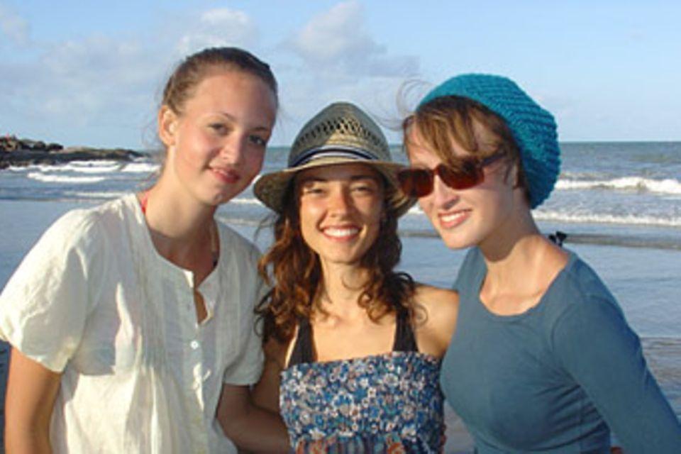 Weit, weit weg: Als Austauschschüler im Ausland