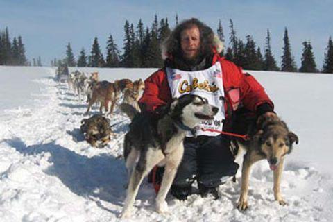 Mit dem Hundeschlitten durch Alaska