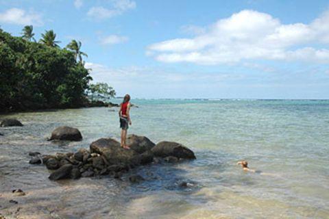 Fidschi-Tagebuch, Teil 12: Das Meer als Spielplatz