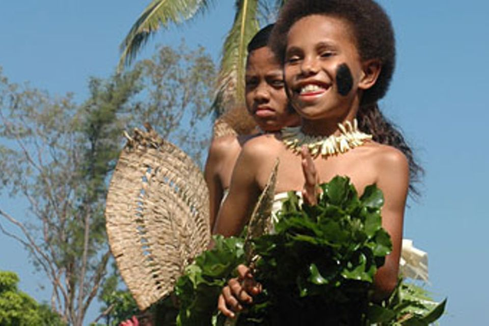 Fidschi-Tagebuch, Teil 10: Eröffnung des Internetcafés
