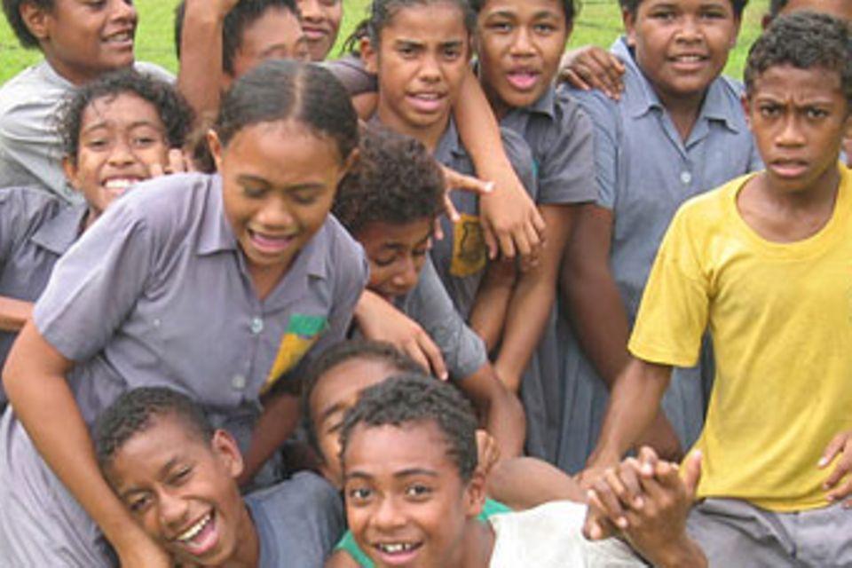 Fidschi-Tagebuch, Teil 8: Freunde finden, das ist schwer