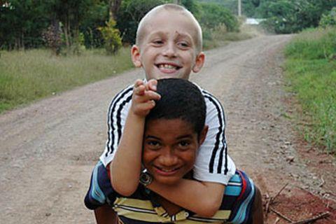 Fidschi-Tagebuch, Teil 7: Raini, mein bester Freund