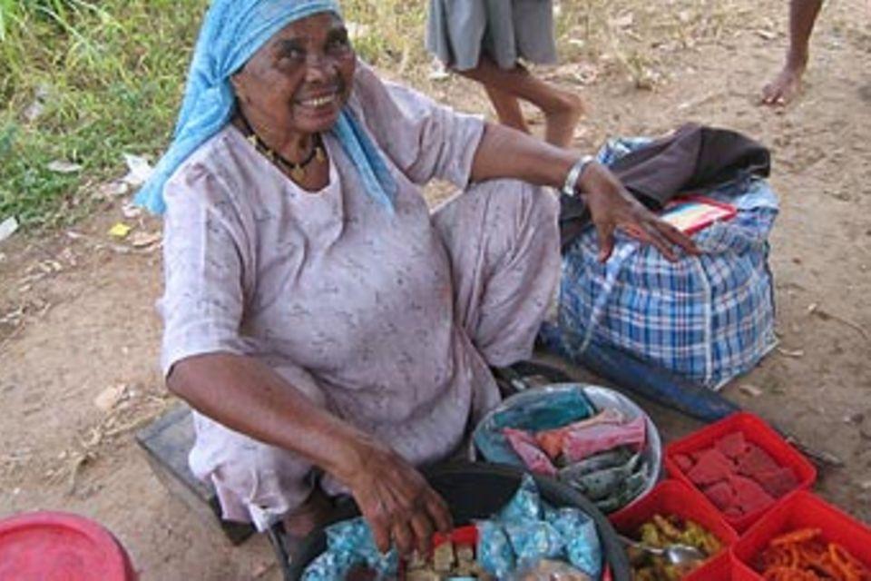 Fidschi-Tagebuch, Teil 6: Süßes gibt es von Baini
