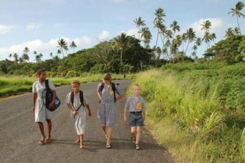 Fidschi-Tagebuch Teil 5: Die Schule auf Fidschi