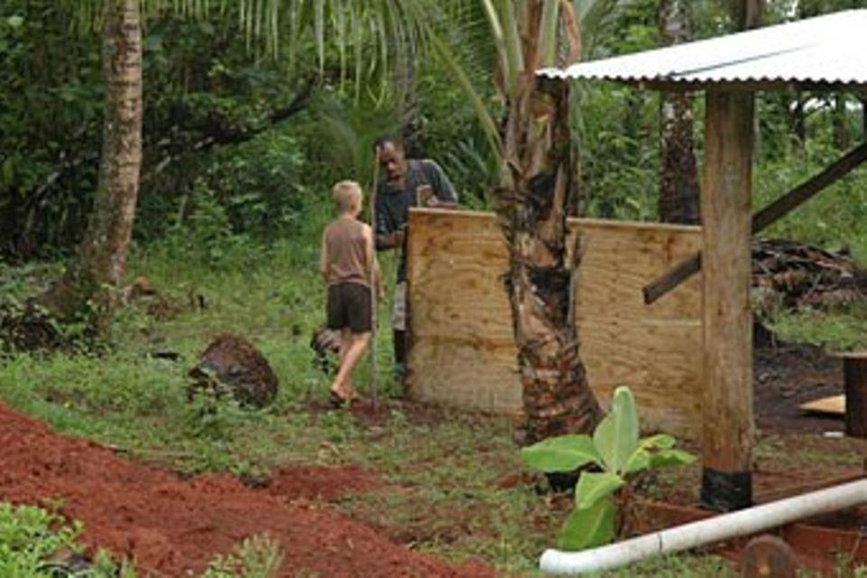 Fidschi-Tagebuch Teil 2: Einzug in die eigenen vier Wände