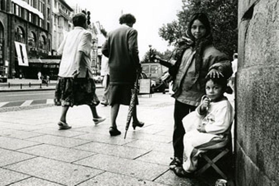 Kinder: Kinder der Straße