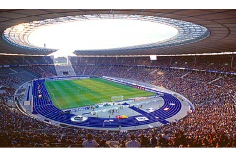Fußball Serie, Teil 3: Hinter den Kulissen der WM