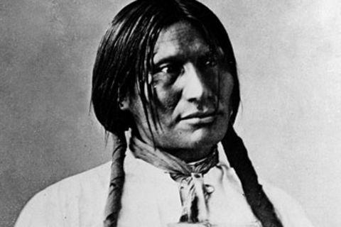 Wounded Knee: Der letzte Kampf der Indianer